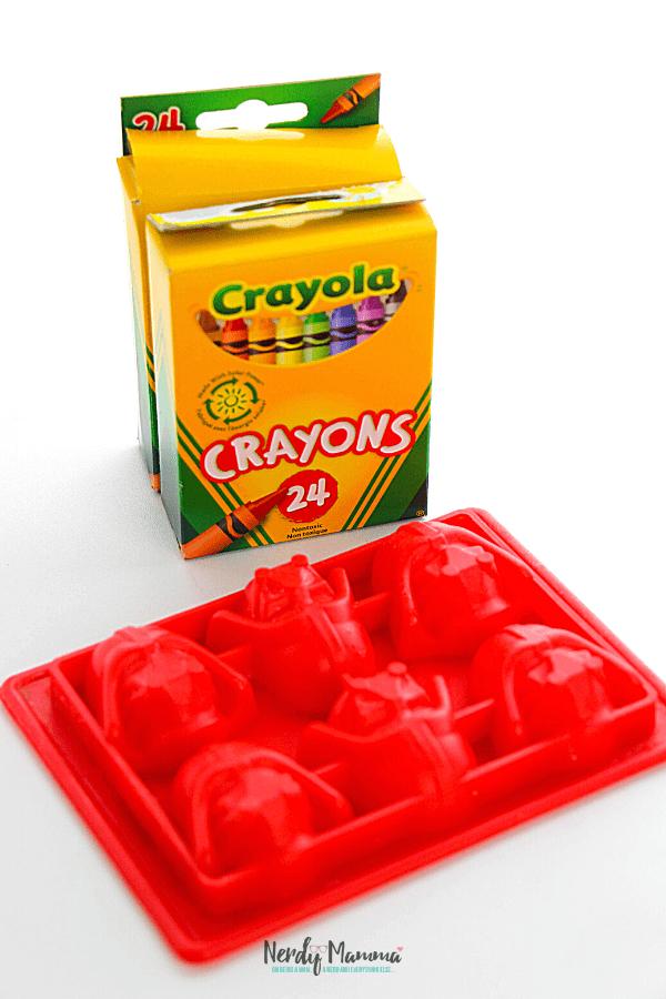 DIY Crayon