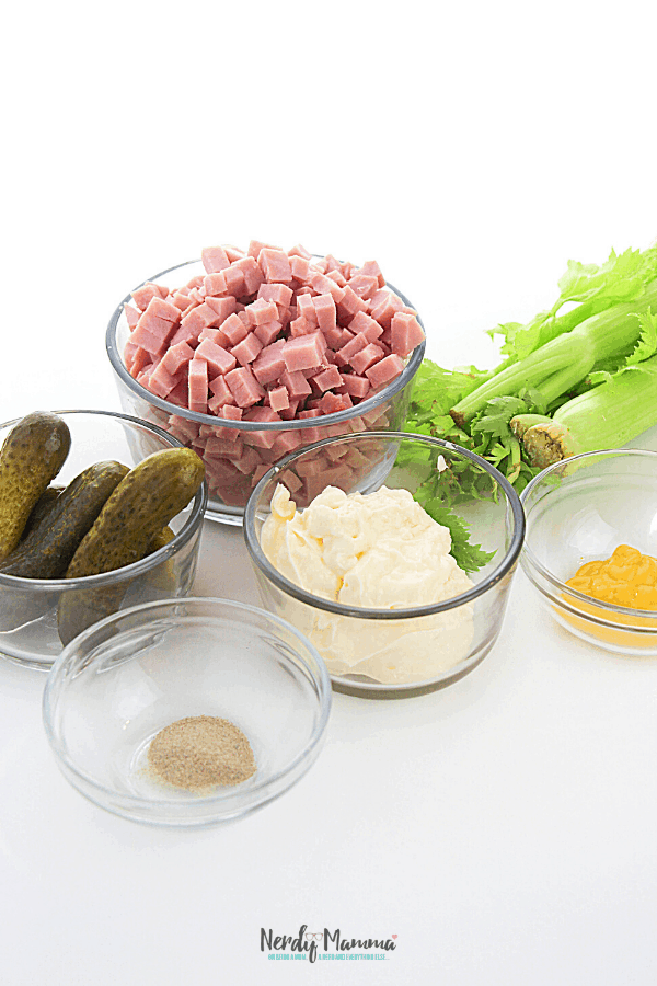How to make Ham spread
