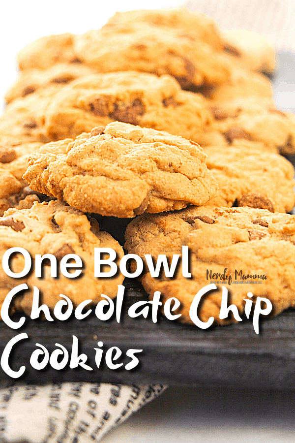 One Bowl Cookies