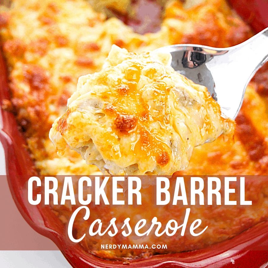 Cracker Barrel Casserole