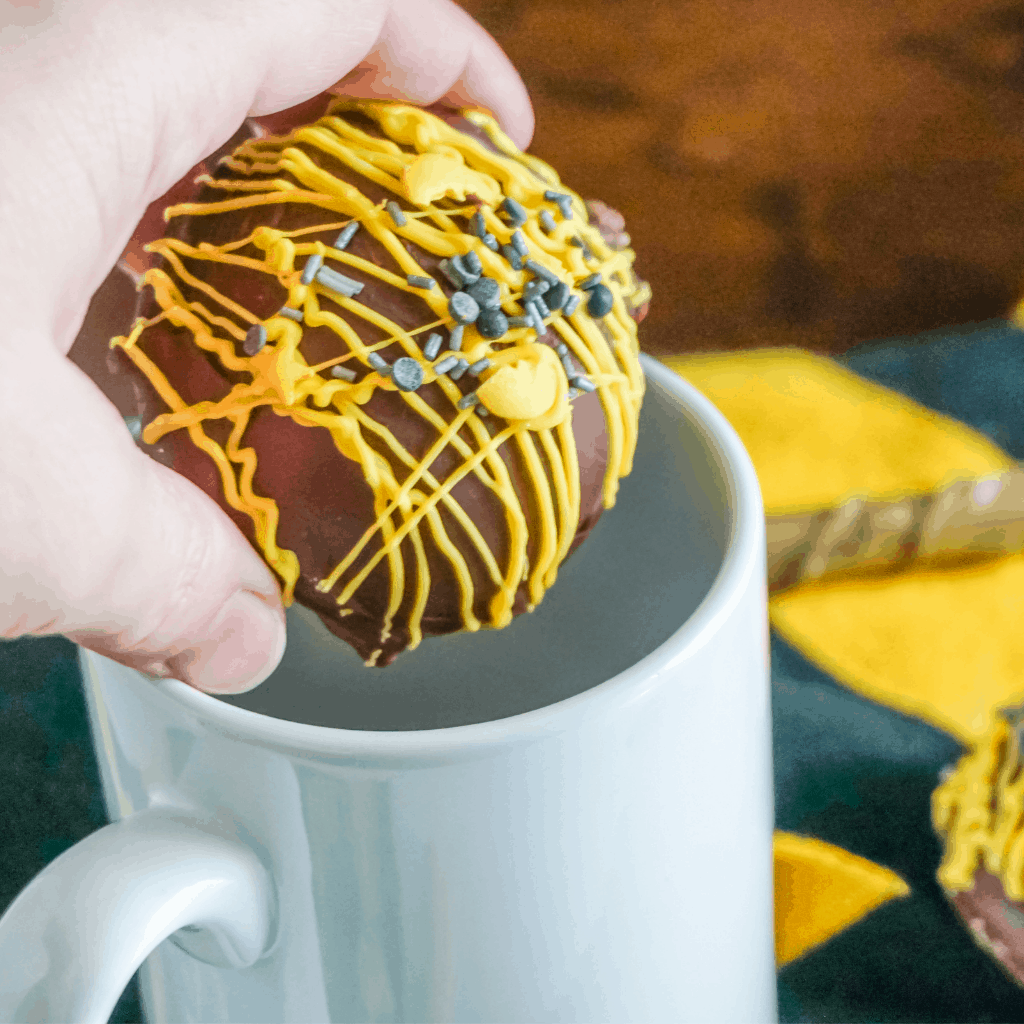 Harry Potter Hot Cocoa Bombs Recipe