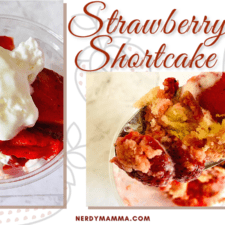 Basic Strawberry Shortcake Recipe – Easiest & Fastest