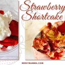 Basic Strawberry Shortcake Recipe – Easiest & Fastest