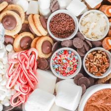 Hot Cocoa Charcuterie Board – The Coolest Hot Chocolate Board