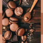 Hot Cocoa Macarons