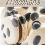 Panda Macarons Recipe