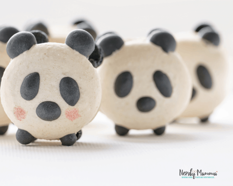 Pandal Macarons