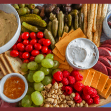 Traditional Charcuterie Board – A Culinary Art