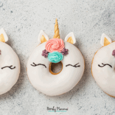 Unicorn Donuts Recipe – Cutest Delicious Donuts