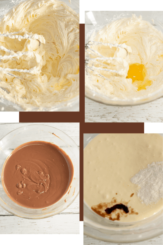 Chocolate filling for instant pot cheesecake