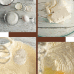 Marshmallow swirl filling