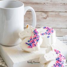 Unicorn Hot Cocoa Bombs Recipe