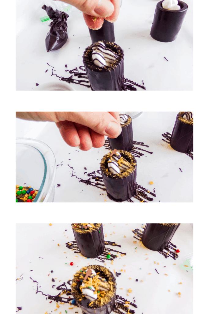 Harry Potter Hot Cocoa Shots