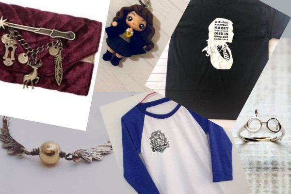 I love Harry Potter. And the fact is, so do teen girls. If you're looking for your witch a gift, look no further. Here are 25 Harry Potter Gifts for Teenage Girls. You're welcome. #nerdymammablog #harrypotter #gifts #giftguide